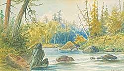 #1340 ~ Verner - River Rapids