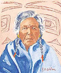 #1407 ~ Wilson - Native Man