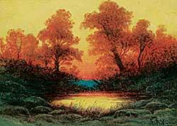 #104 ~ Verner - Untitled - Ontario Landscape