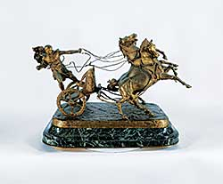 #314 ~ Vannetti - Untitled - Roman Charioteer