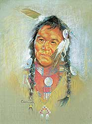 #476 ~ Oxborough - Chief Water Buffalo