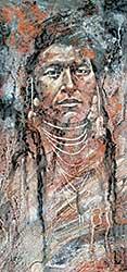 #534 ~ Zarb - Untitled - Proud Warrior