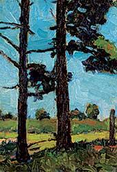 #10 ~ Greene - Untitled - Trees