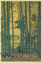 #288 ~ Yoshida - Bamboo Wood