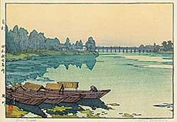 #289 ~ Yoshida - Yodo River