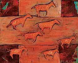 #26 ~ Cardinal-Schubert - Prairie Letter