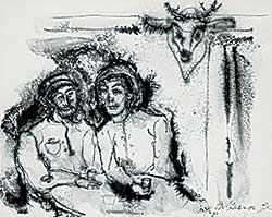 #1323 ~ Robinson - Prince George B.C. [The Couple]
