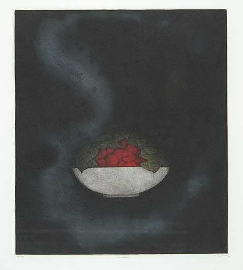 #195 ~ Yokoi - Cherries [Nature Morte Suite]  #78/100