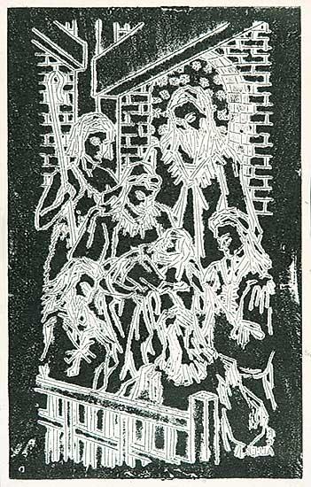 #25 ~ Aller - Untitled - Black Manger