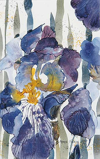 #521 ~ Froese - Regal Petals