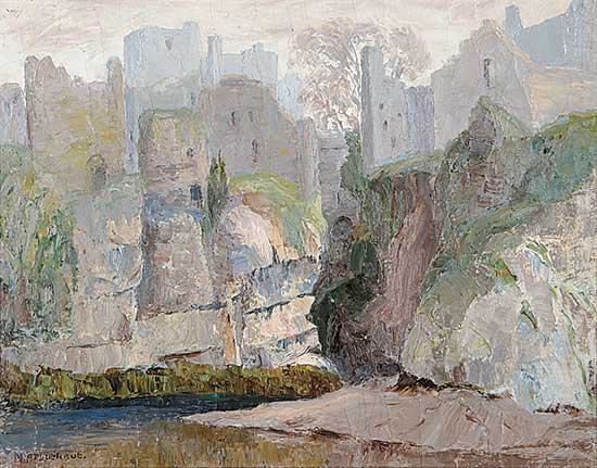 #203 ~ Arbuthnot - Untitled - The Castle