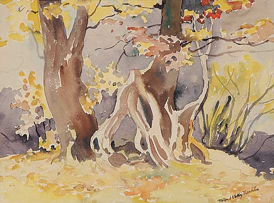 #488 ~ Thornton - Untitled - Approaching Fall No. 1