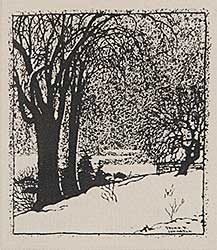 #36 ~ Johnston - Untitled - Winter Cover