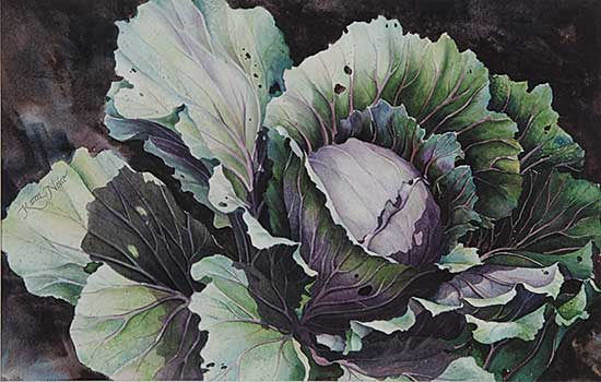 #100 ~ Noice - Cabbage