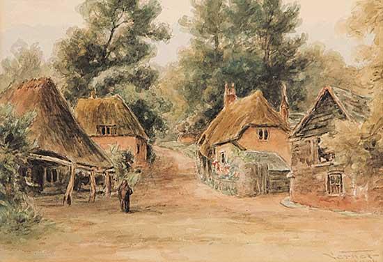 #102 ~ Verner - Untitled - The Old Cottages