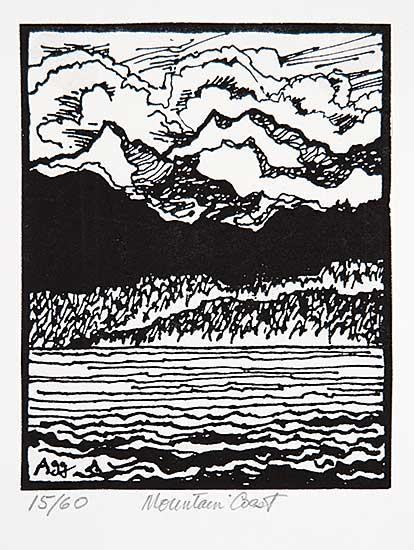 #1 ~ Agg - Mountain Coast  #15/60