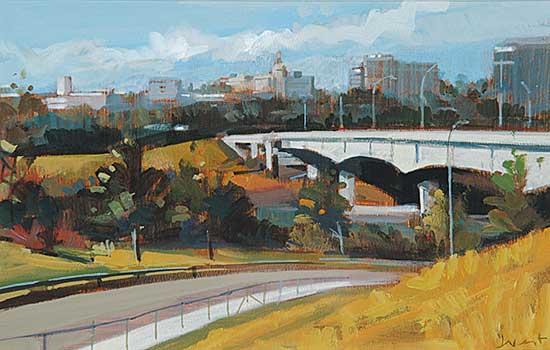 #479 ~ Vest - MacDonald Bridge Edm.