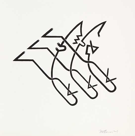 #51 ~ McAdam - Untitled - The Artist's Jazz Band  #7