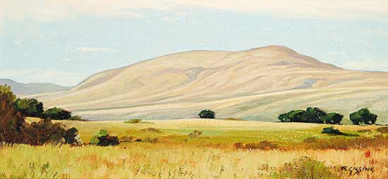 #41 ~ Gissing - Foothills Study on Willow Creek