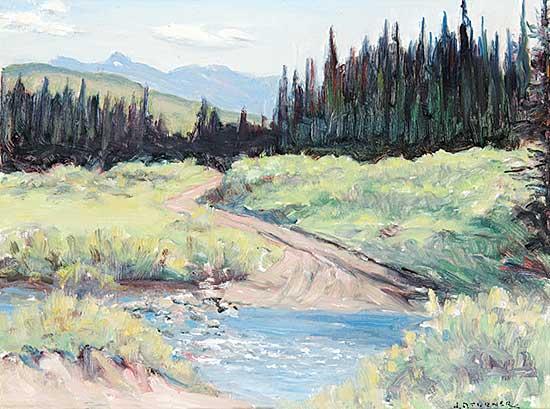 #526 ~ Turner - Fallen Timber Creek