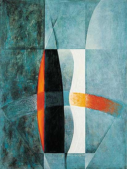 #636 ~ Espinoza - Texture Composition #3