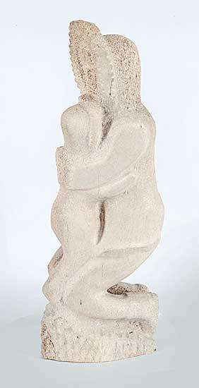 #67 ~ Inuit - Untitled - A Warm Embrace