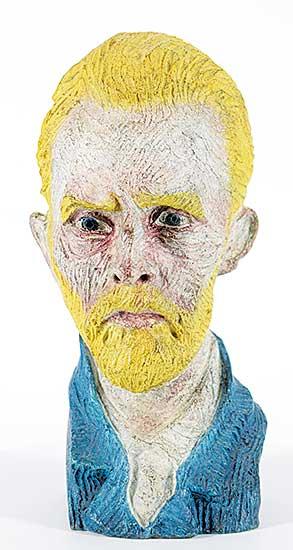 #22 ~ Fafard - Vincent Van Gogh #3/7