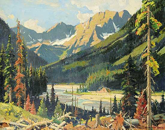 #44 ~ Jack - Untitled - Mountain Stream