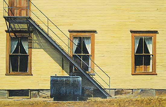 #123 ~ Webster - Fire Exit