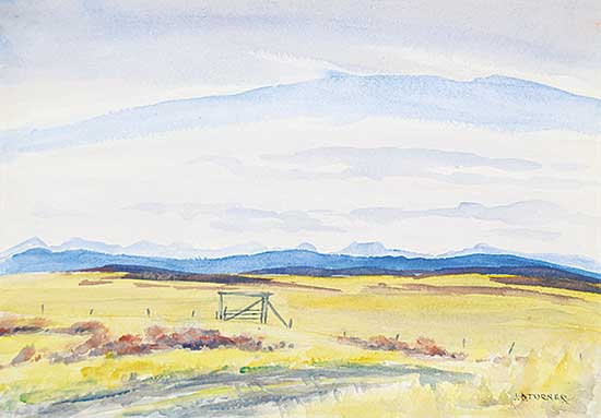 #1396 ~ Turner - Ranch Gate, West of Calgary