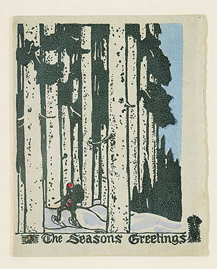 #1514 ~ Jackson - The Season's Greetings