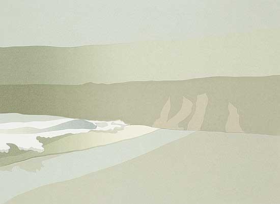#1127 ~ Onley - Sea Spindle  #HC VI/VI