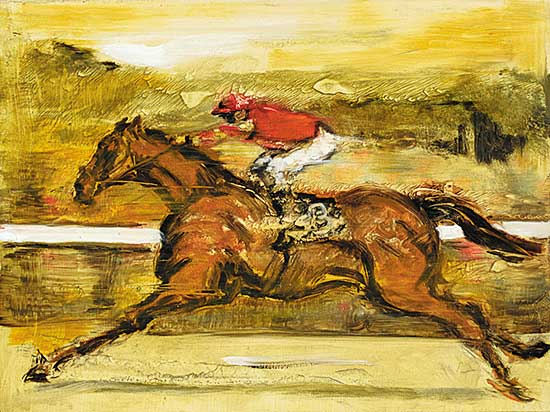 #428 ~ Everett - Stakes Race IV