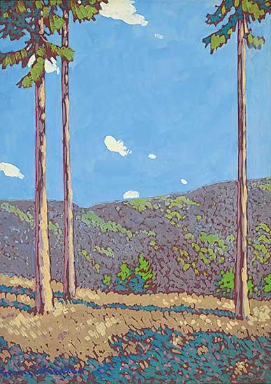 #59 ~ Johnston - Forest Upland