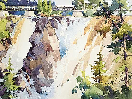 #430 ~ Hazard - Kekaheka Falls, near Port Arthur