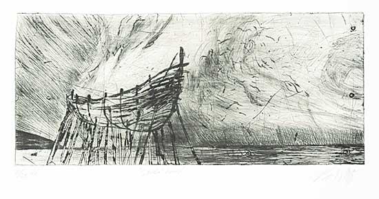 #1269 ~ von Tiesenhausen - Stilted Vessel  #11/24 EV