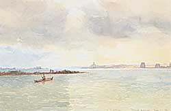 #75 ~ O'Brien - Toronto Harbour, June 1, 1865