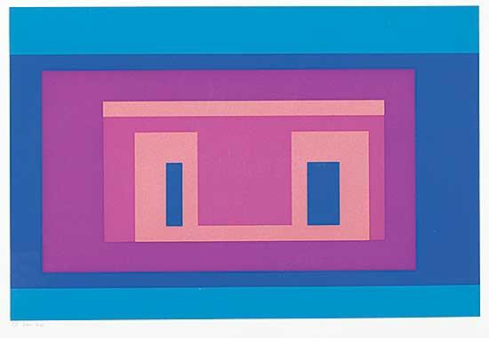 #1003 ~ Albers - Variants 1967: IX  #264/300