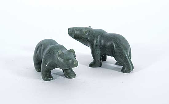 #146 ~ Totan - Untitled - Bear Cubs