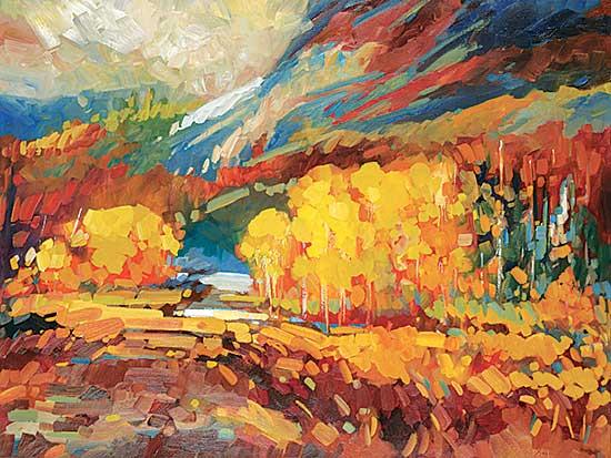 #54 ~ Jespersen - Autumnal Bruce