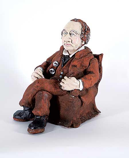 #1312 ~ Yakiwchuk - Rt. Hon. Sir John A. Macdonald 1867-1873