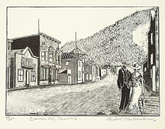 #1190 ~ Montcombroux - Dawson City Revisited  #98/400