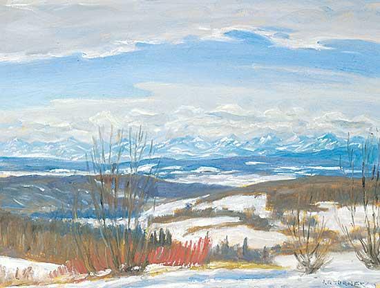 #530 ~ Turner - Winter Chinook