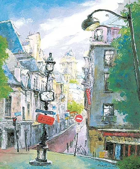 #535 ~ Wu - Paris Dream IV