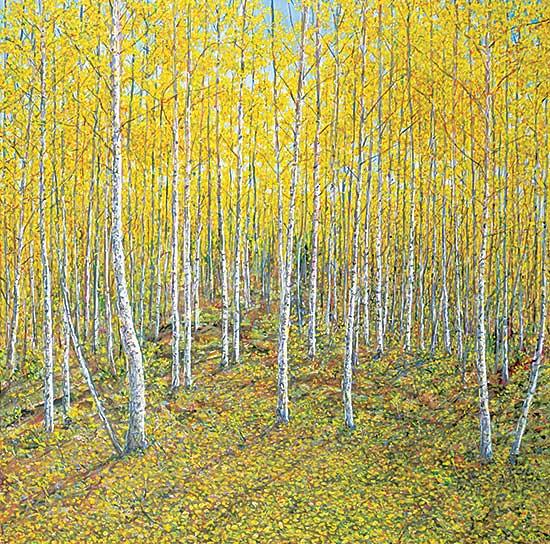#1343 ~ Voyer - Birch Grove Tawatinaw Valley, Fall 2007
