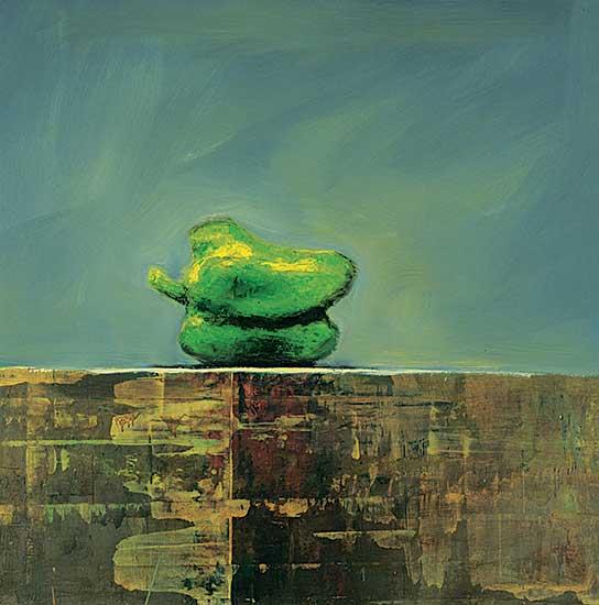 #103 ~ Thomas - Green Pepper