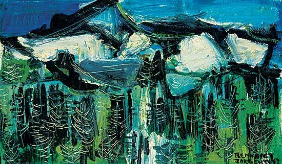 #448 ~ Jorgensen - Mountains