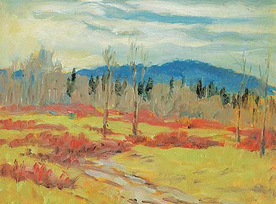 #518 ~ Turner - Untitled - Bragg Creek