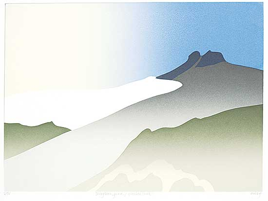 #206 ~ Onley - Deception Peak / Glacier Suite  #2/52