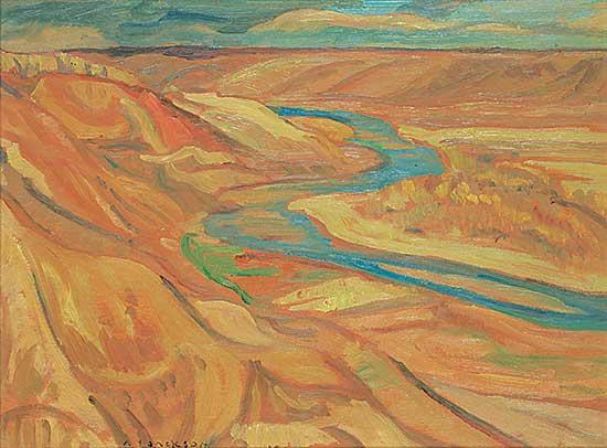 #60 ~ Jackson - Old Man River, Alberta